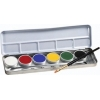 Primary Creme Face Painting Palette